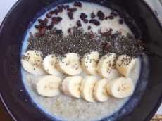 FODMAP fav porridge