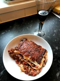 Meat lasagne 2